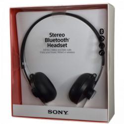 Sony SBH-60 NFC Wireless or Wired Bluetooth A2DP AVRCP Headset Headphone Black