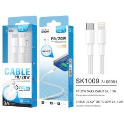 SK1009 PD CABLE DE DATOS...