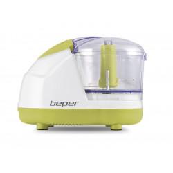 Beper 90.330 Trituradora compacta color verde