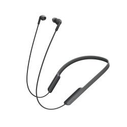 Sony MDRXB70BTB.CE7 - Auriculares deportivos Bluetooth de contorno de cuello color negro