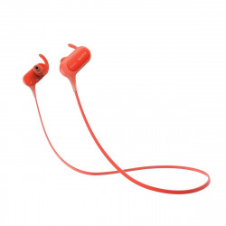 SONY MDR-XB50BS Auriculares deportivos in-ear Bluetooth COLOR ROJO
