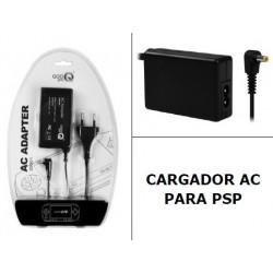 CARGADOR AC PARA PSP REF: 26001