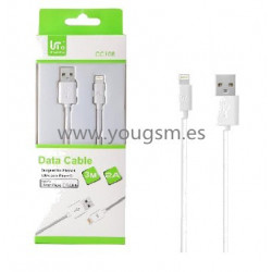 LT TECH PLUS CC108 3METRO 2A CABLE PARA IPHONE 5 6 7