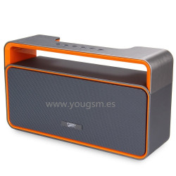 MUSKY DY25 Stereo HIFI V3.0+EDR Bluetooth Speaker with MP3 FM Radio AUX Hands-fr