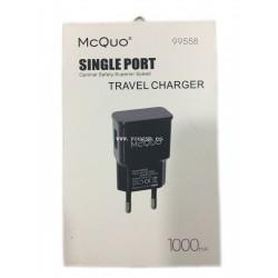 MCQUO 99558 ADAPTADOR DE USB 5.0V-1A