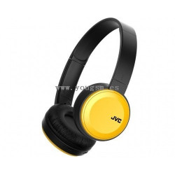 JVC HA-S30BT-Y AURICULAR CON BLUETOOTH MICROFONO COLOR AMARILLO