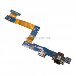 "SAMSUNG GALAXY TAB A 9.7"" T550 T551 T555  CABLE FLEX DE CARGA JACK MICROFONO"