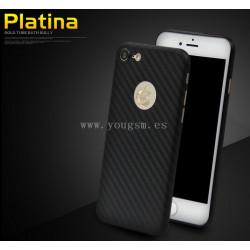 IPHONE 7 FUNDA PLATINA SERIE 2017 碳纤维PP材料超薄保护壳