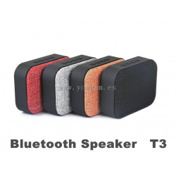 COLIBRI T3 MINI ALTAVOZ INALAMBRICO BLUETOOTH RADIO TF USB