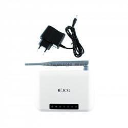 JCG U600 Router Wifi 150Mbps de 4 Puertos