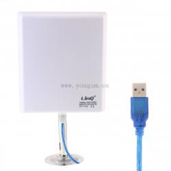LINQ HI-150M ADAPTADOR USB INALAMBRICO WIFI CIELO ESPECIFICACIONES