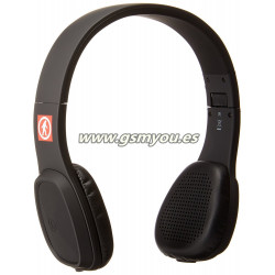 Outdoor Tech Los Cabos  Auriculares de diadema cerrados con Bluetooth color negro