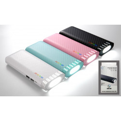 COLIBRI 70373 POWER BANK CON LUZ 12000mAh