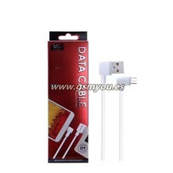 CC632 DATA CABLE MICRO USB 1M 2A