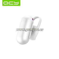 QCY-Q12 AURICULAR BLUETOOTH CSR4.1 MICROFONO MUSICA BLANCO