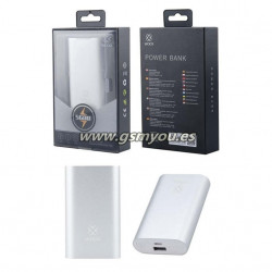WD2364 POWER BANK PLATA 5600MAH