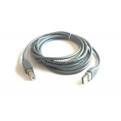 U3M CABLE USB PARA IMPRESORAS 3M