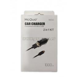 MCQUO 88040 CARGADOR DE...