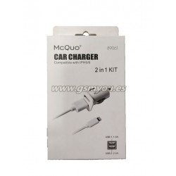 MCQUO 89061 CARGADOR DE...