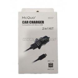 MCQUO 88057 CARGADOR DE...