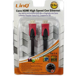 LINQ HD-5014 CABLE HDMI...