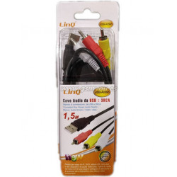 LINQ USB-AV995 CABLE USB A...
