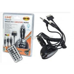LINQ KCB-800 WIRELESS FM...